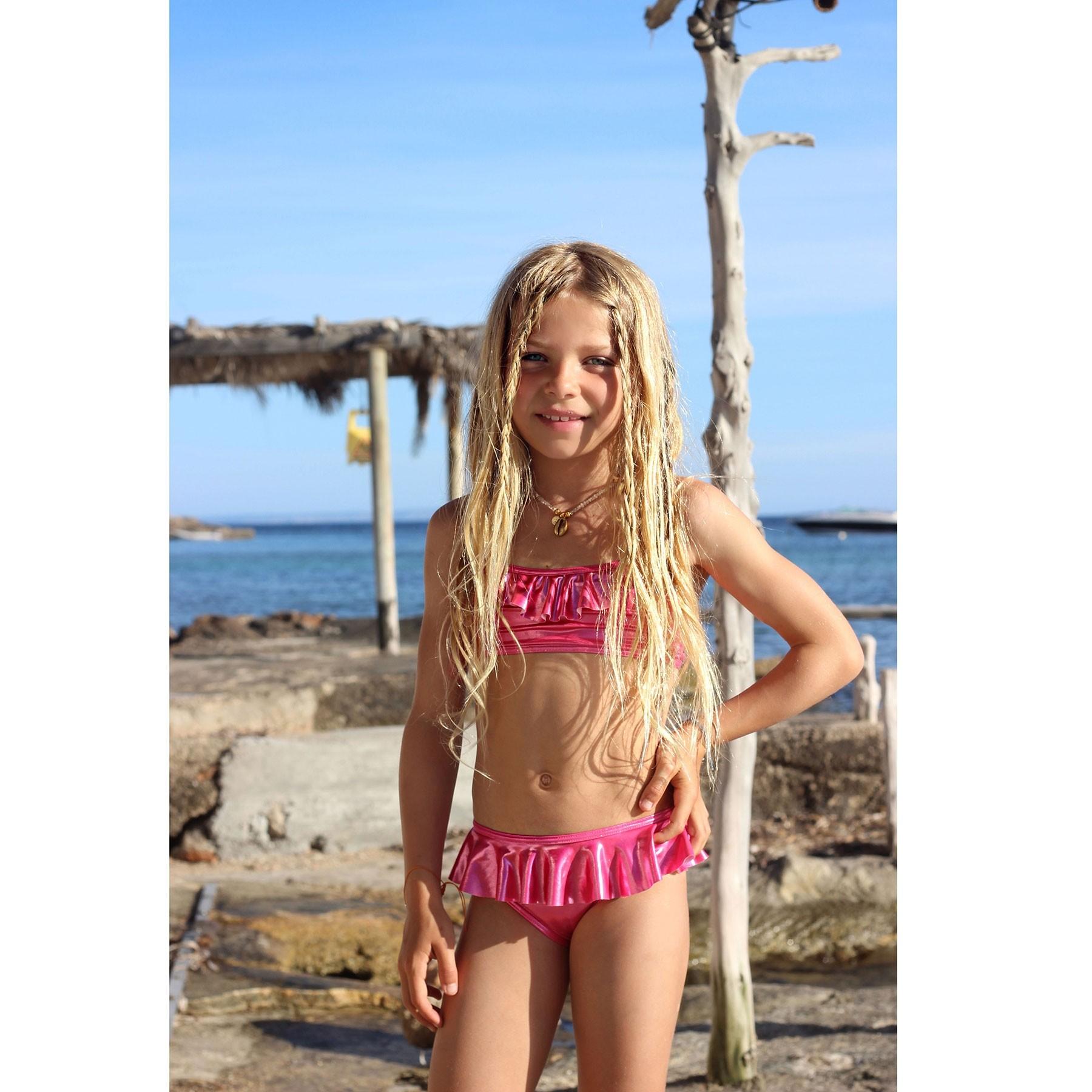 Mädchen Im Bikini