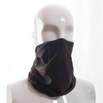 schwarzer-Schal-maske-glitzer-gold